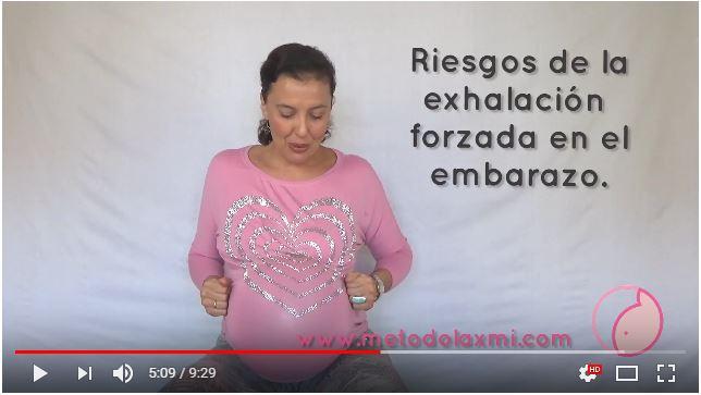 Los riesgos de la expiración forzada para la diástasis abdominal