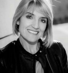 Lorena Moncholi, abogada, madre y activista