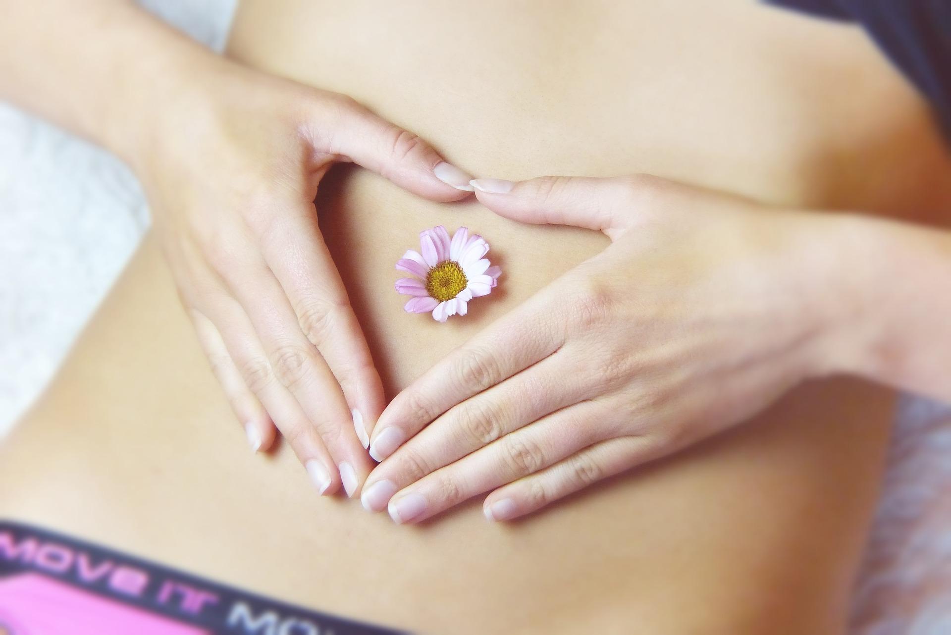 Meditación y salud femenina