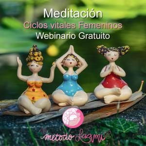 Curso de Meditación Ciclos Vitales Femeninos