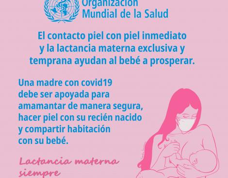 Lactancia Materna Siempre