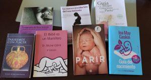 Libros fundamentales sobre partos